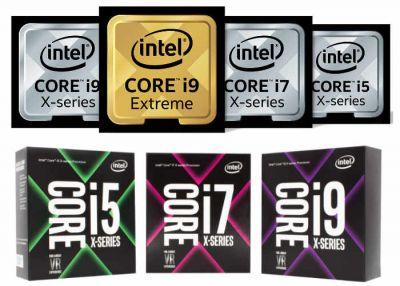 Intel Confirms Full Intel Core X-series Processor Specifications 12- to 18- Core