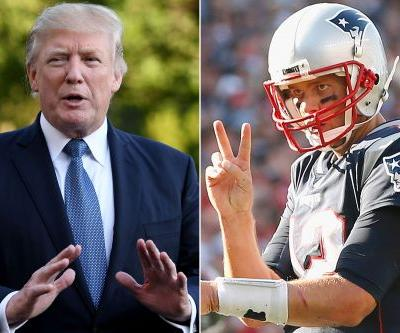 Tom Brady turns back on Trump amid national anthem protests