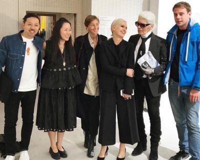 Fashion's biggest names announce 2017's LVMH prize winners
