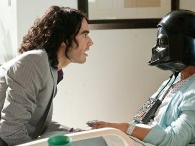 Russell Brand's Five Best Films