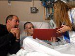 Dying mother gets her wish to see her daughter graduate