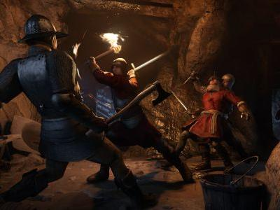 Kingdom Come Deliverance Ginger in a Pickle quest guide - where to find Ginger, the charcoal burners and bandit camp