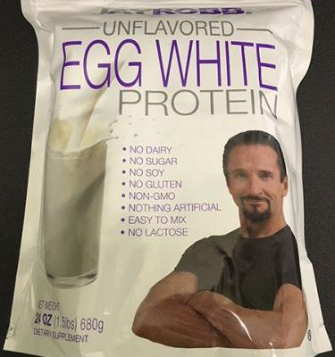 Egg White Protein Recalled Nationwide