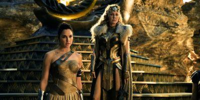 Connie Nielsen Praises Wonder Woman Director's Style & Strength