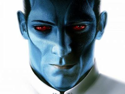 Star Wars 9: Richard E. Grant Is NOT Playing Grand Admiral Thrawn