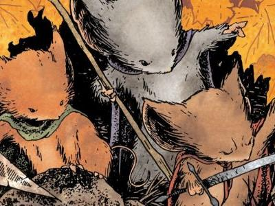 Disney Flushes Fox's Mouse Guard Just Weeks Before Production Start