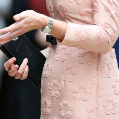 The Real Reason Kate Middleton Never Wears Colored Nail Polish