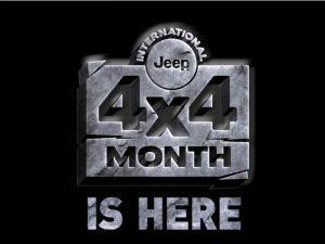 Jeep India Celebrates 4x4 Month With Discounts On Compass