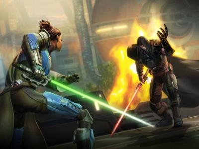 'Star Wars: The Old Republic' Finally Gets A New Expansion