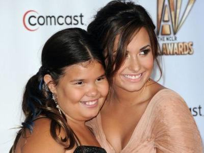 Demi Lovato Reveals She Wasn't Allowed to See Her Little Sister Until She Went to Rehab