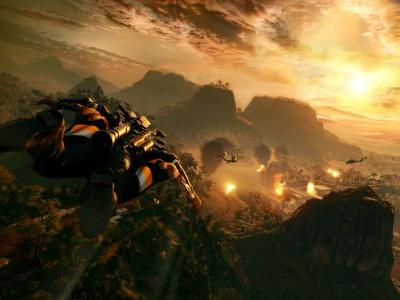 Just Cause 4's Newest Trailer Shows Us A Lone Wolf Take on Rico