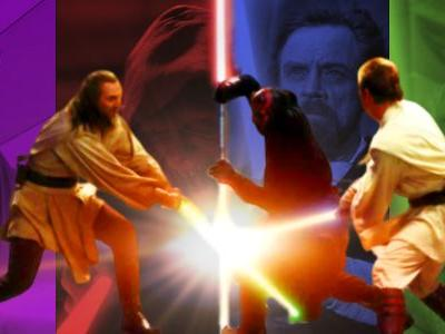 Star Wars: Every Canon Lightsaber Color and Meaning   Screen Rant