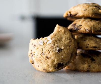 A Classic Chocolate Chip Cookie with a Cardamom Twist: Cardamom Chocolate Chip Cookies