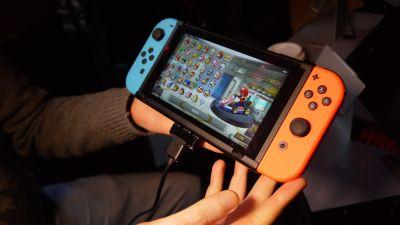 The Nintendo Switch will need its smartphone app for online matchmaking