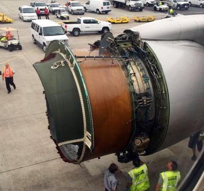 Why you shouldn't freak out if your plane loses an engine