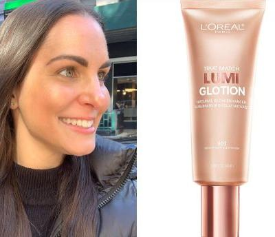 "This $10 ""Glotion"" Does the Work of Foundation and Highlighter, AND It's on Amazon Prime"
