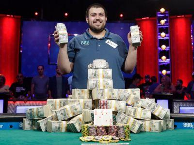 Poker champion invited his friends to invest in his WSOP run - and turned their $60 into $40,000 each