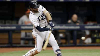 Evan Longoria hits for cycle as Rays top Astros