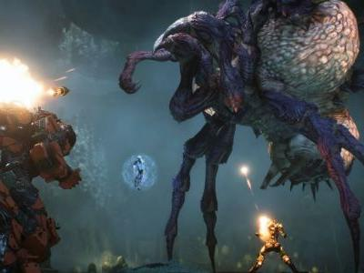 The expectations for Anthem are sky high, but the game is best enjoyed chilled
