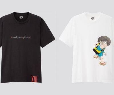 UNIQLO UT Rejoins 'Weekly Young Jump' for More Manga-Indebted Graphic Tees