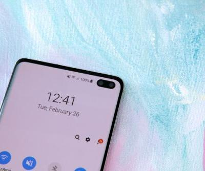 You can break into a Galaxy S10 with nothing but a photo
