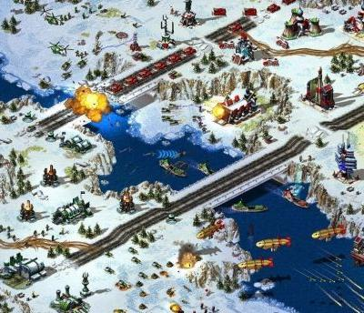 EA's Command & Conquer remaster is a collection of the original and Red Alert