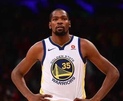 See it: Kevin Durant ejected from Warriors game