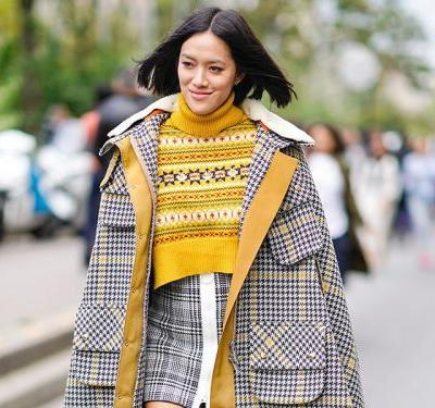 The 1 Item to Wear with Skirts This Season