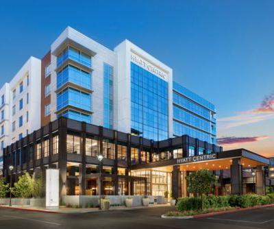 Hyatt Centric Mountain View Hotel Opens in Silicon Valley