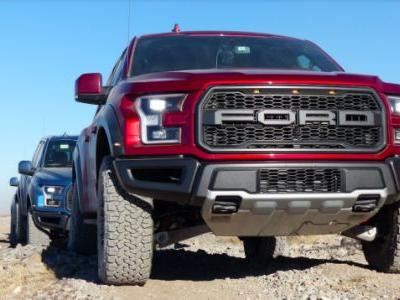 Ford's Raptor May Get Supercharged V8 Powered Special Edition: Report