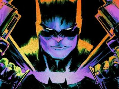 Tim Drake Becomes Batman in DC's Future