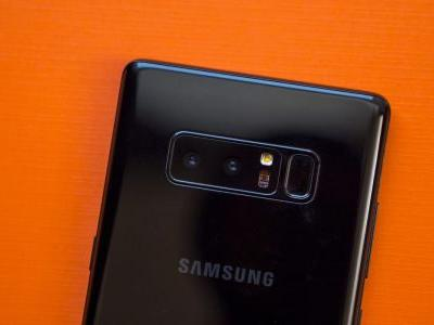 Friday 5: Getting started with and setting up the Galaxy Note 8
