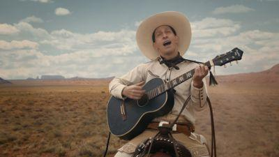 Watch: First Trailer Released for The Coen Brothers's Latest, 'The Ballad of Buster Scruggs'