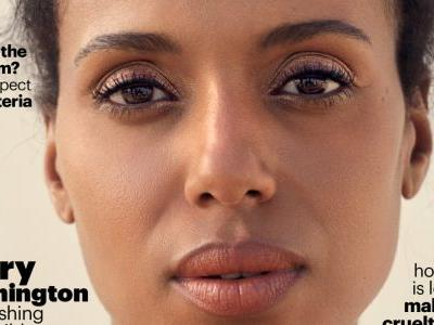 Must Read: Kerry Washington Covers 'Allure''s November Issue, Phoebe Philo Rumored To Be Leaving Céline