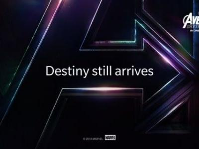 OnePlus Teams Up With Marvel For the OnePlus 6 Avengers Edition