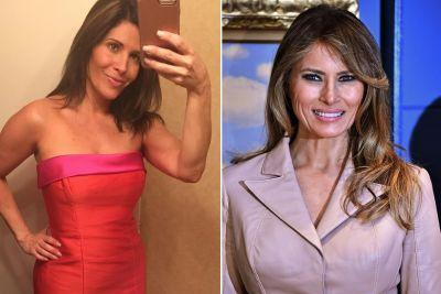 Mom undergoes 8 surgeries to look like Melania Trump