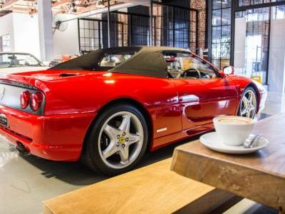 I Visited The World's Best Coffee Stop For Petrolheads