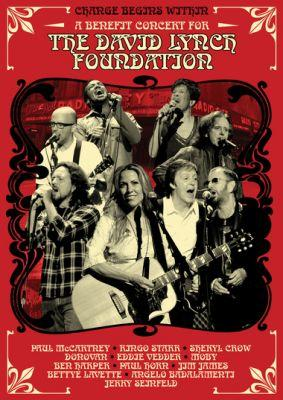 Music DVD Review: Change Begins Within: A Benefit Concert for the David Lynch Foundation