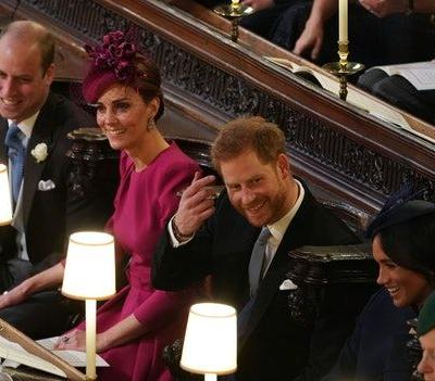 Here's How Harry & Meghan's PDA Has Influenced William & Kate, According To Reports