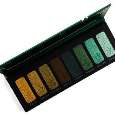 Melt Cosmetics Smoke Sessions Eyeshadow Palette Swatches