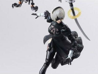 Square Enix Releases These Awesome Nier: Automata Figures Next Year