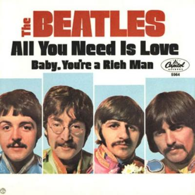 "The Number Ones: The Beatles' ""All You Need Is Love"""