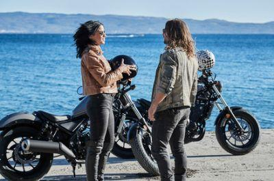 Is Honda's 2017 Rebel 500 ABS the perfect second bike for a newbie street rider?