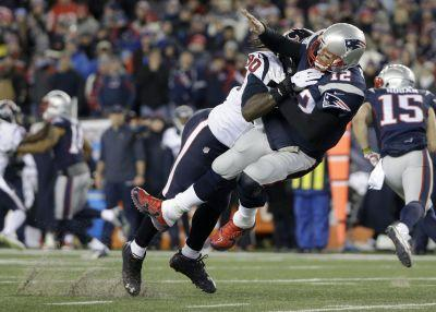 Texans couldn't avoid mistakes in 34-16 loss to Patriots