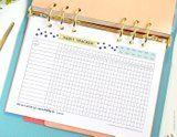 15 Printable Organization Sheets to Help Get Your Life Together