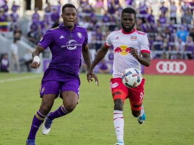 White's goal gives Red Bulls victory over Orlando City