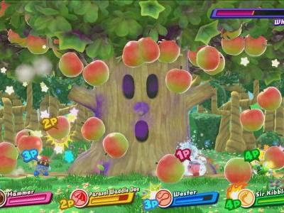 Kirby Star Allies is the Fastest Selling Kirby Game in UK Ever