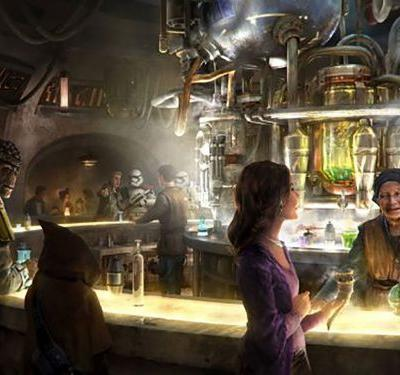 Disneyland to Start Serving Booze With the Opening of 'Star Wars' Cantina