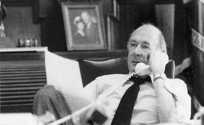 Letter From The Editor: Remembering Cecil Andrus: he did not fear debate, nor do we