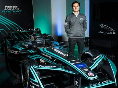 Jaguar Racing Picks Up Nelson Piquet For Formula E